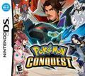 Pokemon Conquest | Nintendo DS
