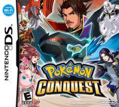 Pokemon Conquest Nintendo DS Prices