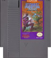 Cartridge | Street Fighter 2010 the Final Fight NES