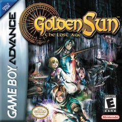 Golden Sun The Lost Age GameBoy Advance Prices