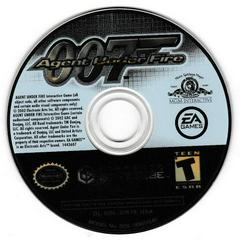 Game Disc   007 Agent Under Fire Gamecube