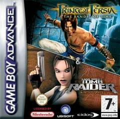Prince of Persia Sands of Time & Tomb Raider Prophecy PAL GameBoy Advance Prices