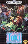 Toki Going Ape Spit Sega Genesis Prices