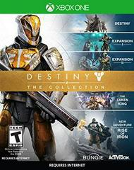 Destiny The Collection Xbox One Prices