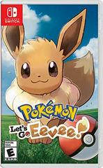 Pokemon Let's Go Eevee Nintendo Switch Prices
