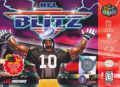 NFL Blitz Nintendo 64 Prices