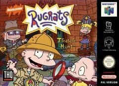 Rugrats Treasure Hunt PAL Nintendo 64 Prices