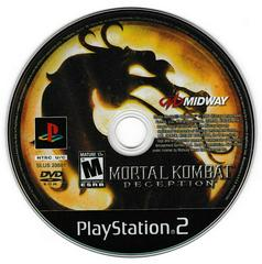 Game Disc | Mortal Kombat Deception Playstation 2