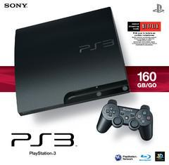 Playstation 3 Slim System 160GB Playstation 3 Prices