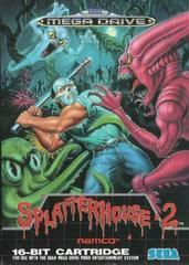 Splatterhouse 2 PAL Sega Mega Drive Prices
