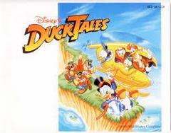 Duck Tales - Instructions   Duck Tales NES