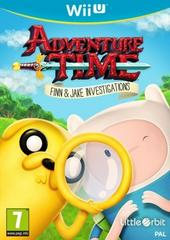 Adventure Time: Finn and Jake Investigations PAL Wii U Prices