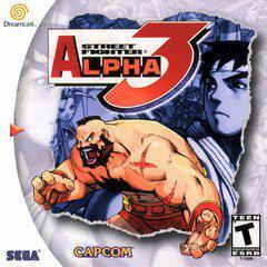 Street Fighter Alpha 3 Sega Dreamcast Prices