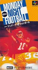 ABC Monday Night Football Super Famicom Prices