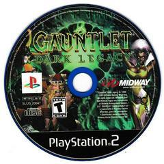 Game Disc | Gauntlet Dark Legacy Playstation 2