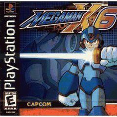 Mega Man X6 Playstation Prices