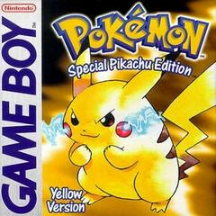 Pokemon Yellow PAL GameBoy Prices