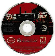 Game Disc | Def Jam Fight for New York Gamecube