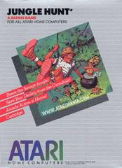 Jungle Hunt Atari 400 Prices
