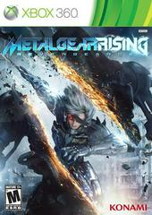 Metal Gear Rising: Revengeance Xbox 360 Prices