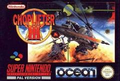 Choplifter 3 PAL Super Nintendo Prices