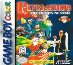 Revelations the Demon Slayer GameBoy Color Prices