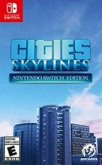 Cities Skylines Nintendo Switch Prices
