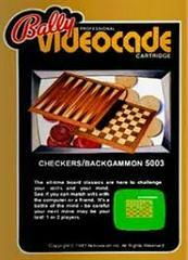 Checkers & Backgammon Bally Astrocade Prices