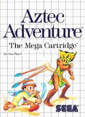 Aztec Adventure Sega Master System Prices
