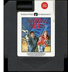 Cartridge | Impossible Mission II NES
