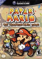 Paper Mario Thousand Year Door Gamecube Prices