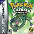 Pokemon Emerald | GameBoy Advance