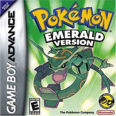 Pokemon Emerald GameBoy Advance Prices