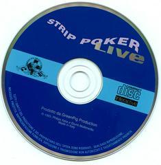 Disk Image | Strip Poker Live CD-i