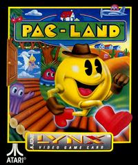 Pac-Land Atari Lynx Prices