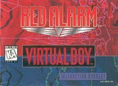 Red Alarm - Instructions | Red Alarm Virtual Boy