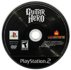 Game Disc | Guitar Hero [Guitar Bundle] Playstation 2