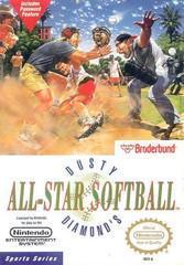 Dusty Diamond's All-Star Softball NES Prices