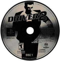 Game Disc 1 - (SLUS-01161GH) | Driver 2 [Greatest Hits] Playstation