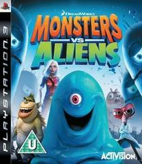 Monsters vs. Aliens PAL Playstation 3 Prices