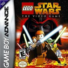 Box - Front | LEGO Star Wars GameBoy Advance