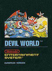 Devil World PAL NES Prices