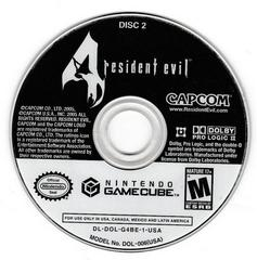 Game Disc 2 | Resident Evil 4 Gamecube
