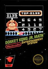 Donkey Kong Jr Math [5 Screw] NES Prices