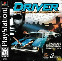 Manual - Front | Driver Playstation