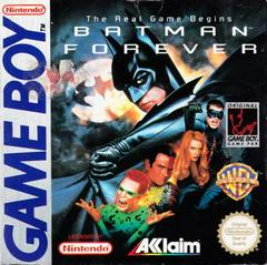 Batman Forever PAL GameBoy Prices
