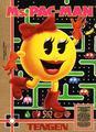 Ms. Pac-Man [Tengen]   NES