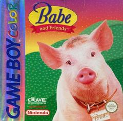 Babe and Friends PAL GameBoy Color Prices