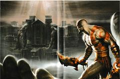 Artwork - Flip-Side Of Cover | God of War 2 [Greatest Hits] Playstation 2