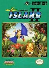 Adventure Island II - Front | Adventure Island II NES